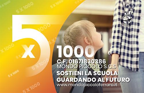 MONDO PICCOLO S.C.S. - 5x1000