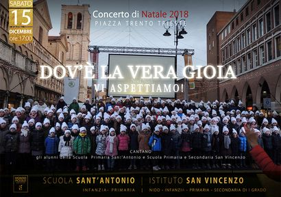 [SAFE-SVFE] a.s.2018-2019 - Concerto di Natale 2018